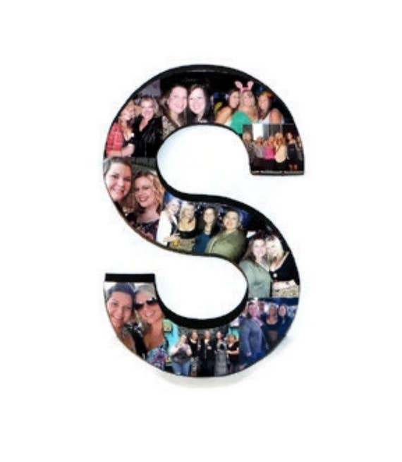 3D 16 Huge Picture Frame Photo letter collage Gift   Etsy