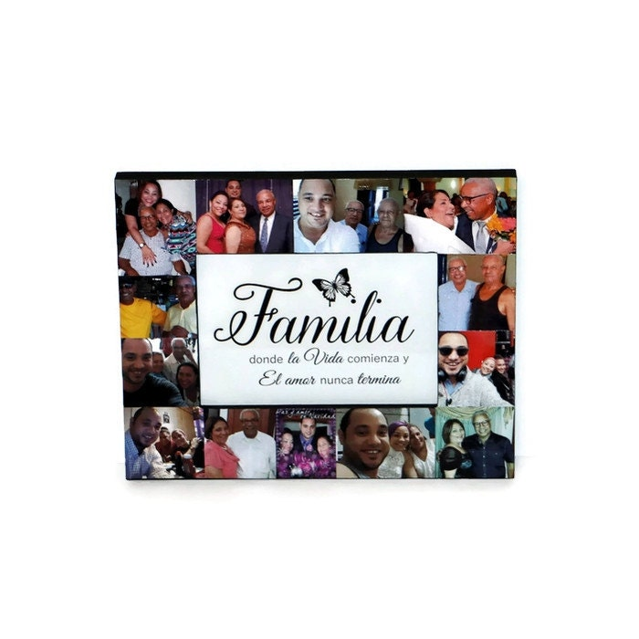 Gift For Mom Mothers Day Frame Family Picture Frame Personalized