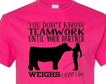 Teamwork Tee