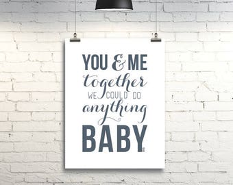Dave Matthews Band - You and Me Lyrics