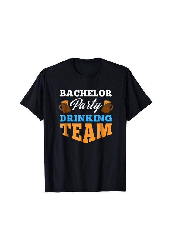 Bachelor Party Tee |  Groomsmen Tee | Wedding Gift
