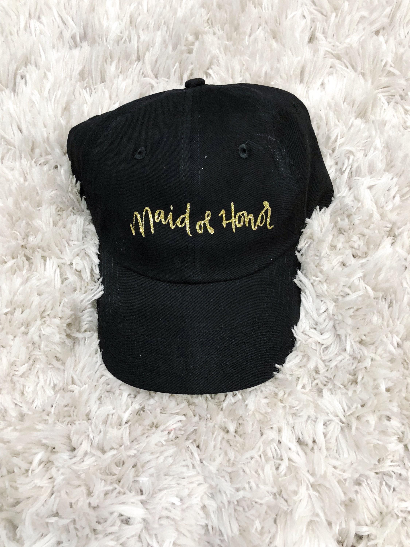 Maid of Honor Hats  10c4c7cc243