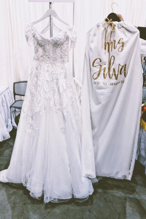 The Bride Bag   Custom Garment Bag   Wedding Dress Bag
