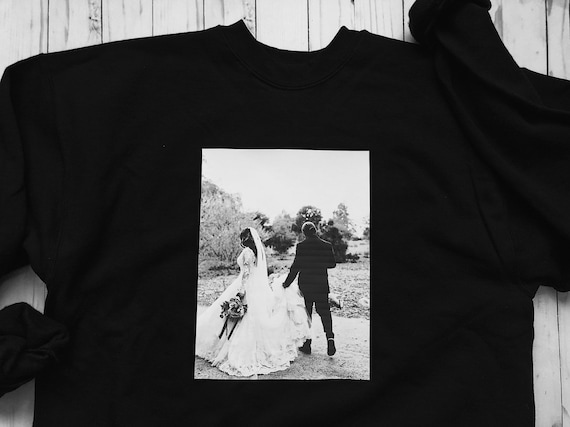 Custom Photo Sweater