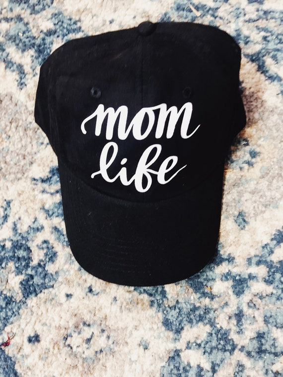 Mom  Hat | Mama Life | Mom Hat