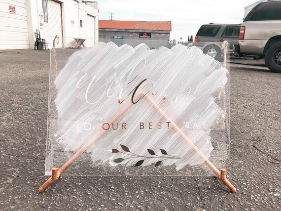 Copper Table Top Stand | Copper Easel