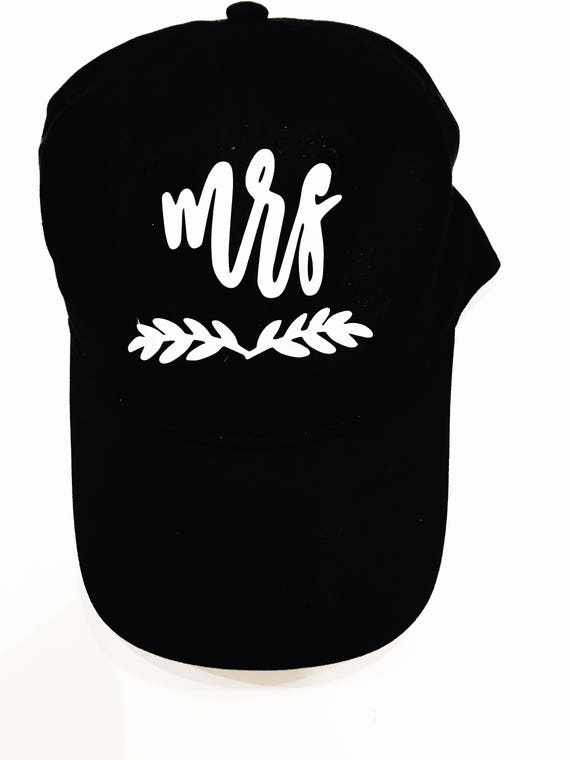 Mrs Hat | custom mrs hat