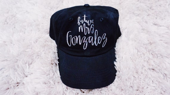 Future Mrs. Hat | Mrs. Cap | Future Mrs. baseball Hat | Bride Hat