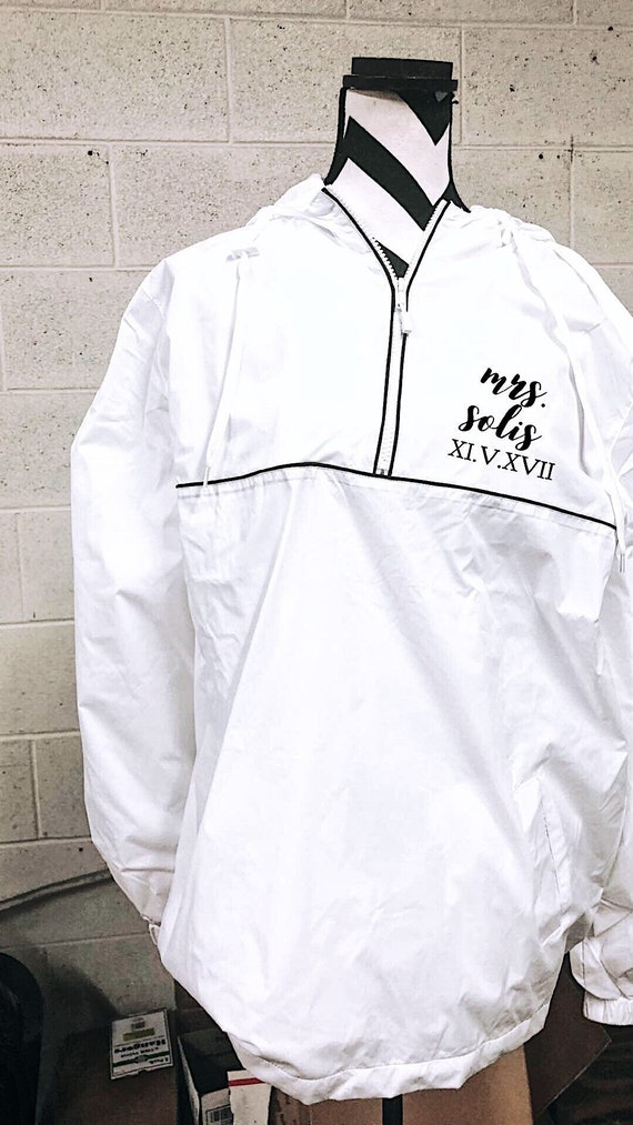 Custom Wind-Breaker jacket