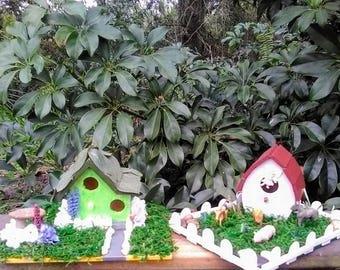 popular items for fairy garden houses - Fairy Garden Houses