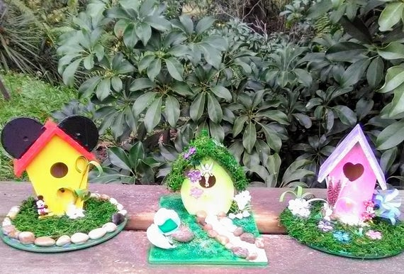 Fancy Decorative Fairy Garden Scenes