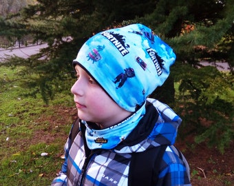 boys winter hat and scarf a9f475f9f82