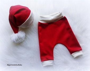 f276273582103 Baby santa suit