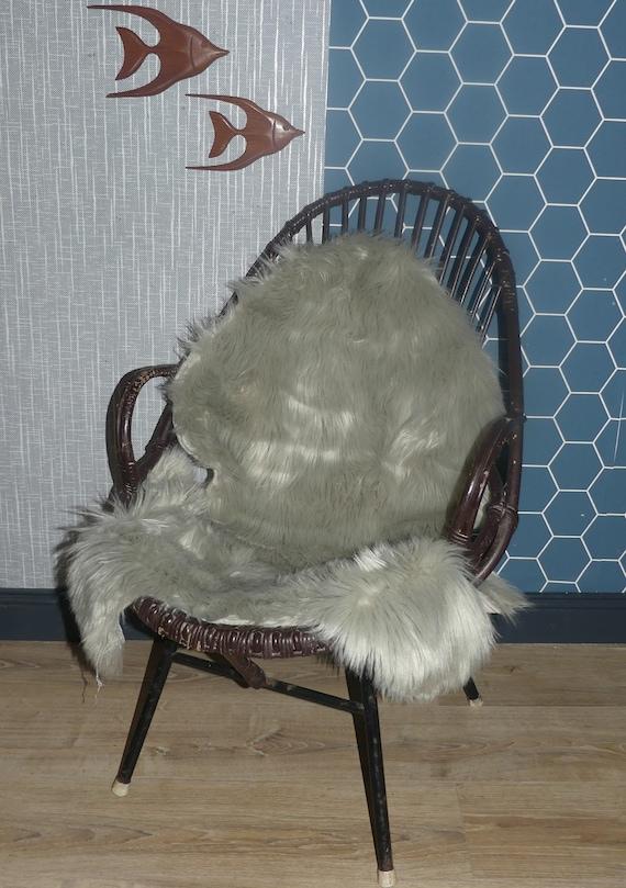 Excellent 60S Rattan Armchair Wicker Lounge Chair Dark Metal Frame Modern Mid Century Decorative Chair Terrace Conservatory Inzonedesignstudio Interior Chair Design Inzonedesignstudiocom