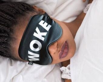 Woke Sleep Mask