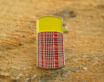 Thermos Pin - limited supply