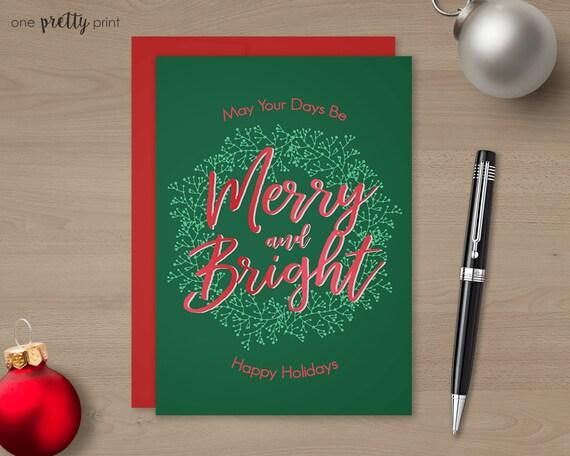 image 0 - Folded Christmas Cards