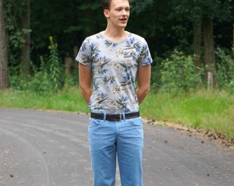 Austin Jeans PDF Sewing Pattern
