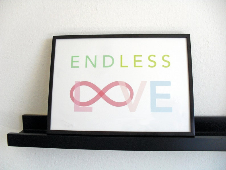 Endless Love Poster  Japanese Spring Edition image 0