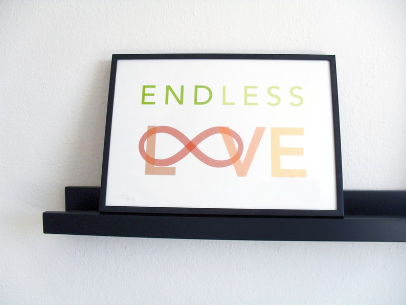 Endless Love Poster  Canadian Fall Edition image 0
