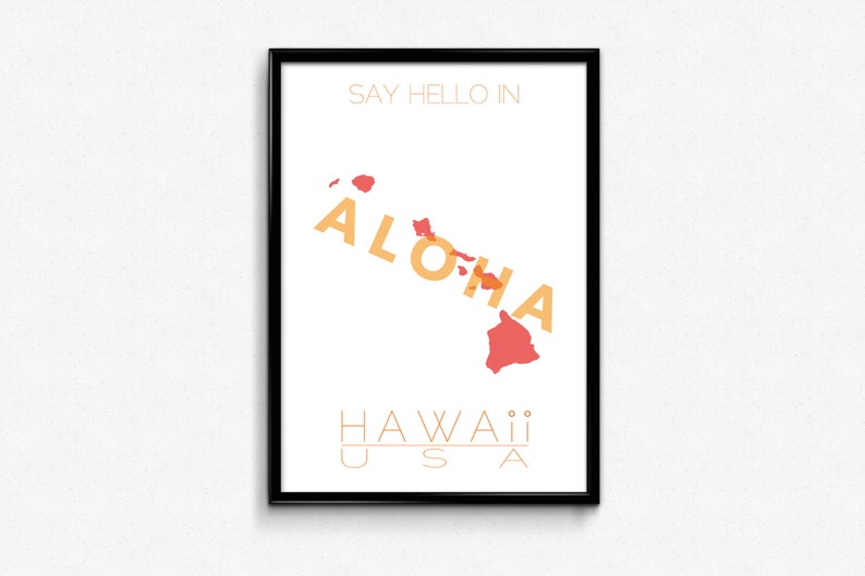 Say hello in Hawaii image 0