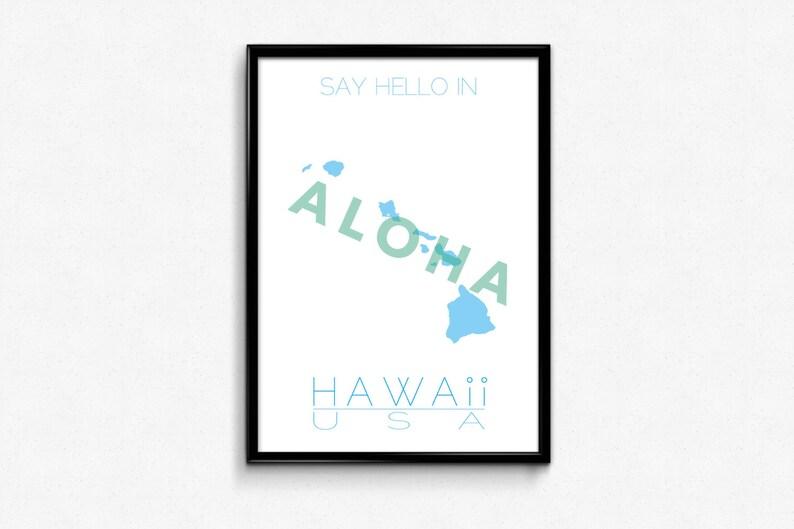 Say hello in Hawaii image 0