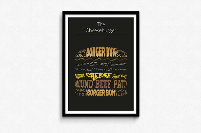 Cheeseburger graphic image 0