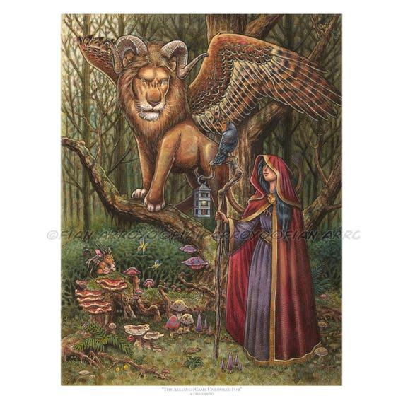 Mystical Alliance