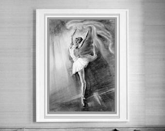 Disegno Di Una Ballerina Classica : Disegni a matita danza classica free downloads ▷▷