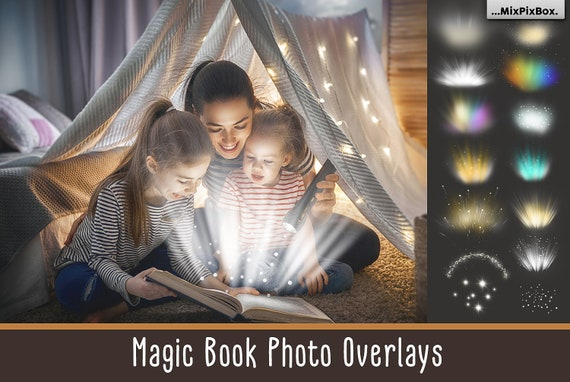 Christmas Lights Overlay Png.Magic Book Light Overlay Candle Magic Fairy Photoshop