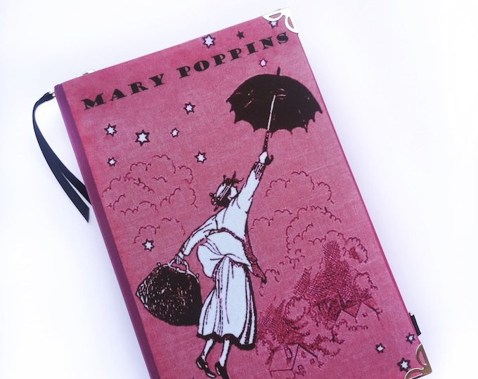 Mary Poppins Purse Book
