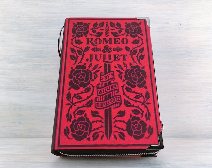 Clutch Book  Romeo & Juliet