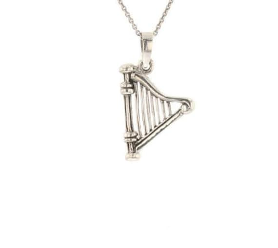 Jewels Obsession 3D Drum Sticks Necklace 14K Yellow Gold-plated 925 Silver 3D Drum Sticks Pendant with 18 Necklace
