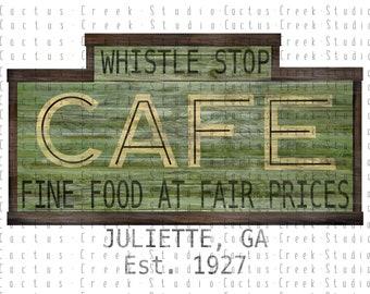 Whistle Stop Cafe alabama gift Ninny Threadgooge Fried Green Tomatoes best friends bracelet Towanda!