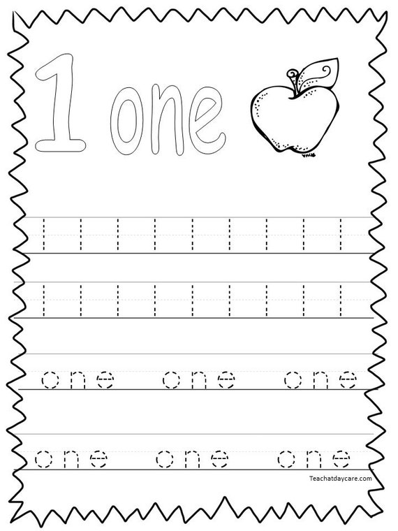 graphic regarding Numbers 1 20 Printable called 20 Printable Quantities 1-20 Tracing Worksheets. Preschool-Kindergarten Quantities and Counting.