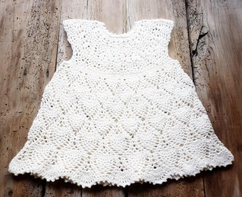 ec4d2317a Baby Dress Boutique Cute Girl Party Cotton Dress Crochet