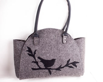 LADIES Birds On A Branch Designer Purse Clutch 20 x 10 cm NEW Christmas Gift