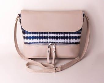 Beige crossbody bag Small purse Women's purse Handbag Gift for her Shoulder bag Crossbody purse Shoulder purse Messenger bag Volaris