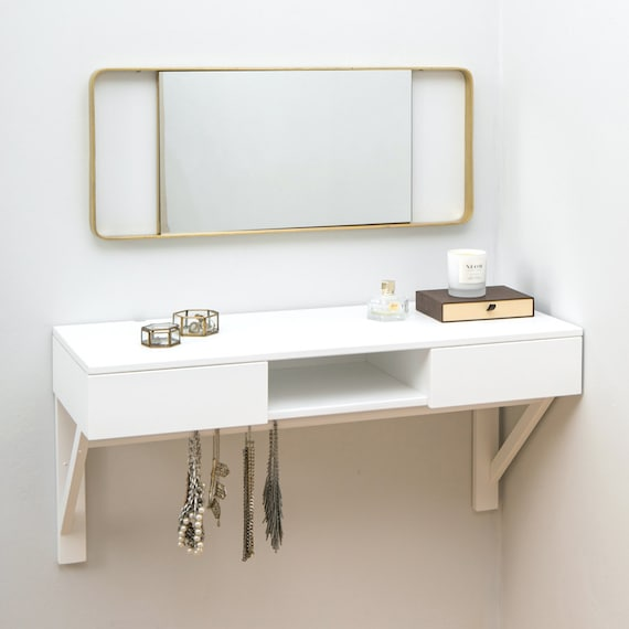 separation shoes fe561 7d47b Floating Dressing Table