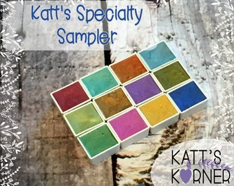 KK's Specialty Sampler Set of DS Artist Watercolors