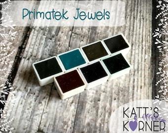 DS Watercolor Half Pans - Handpoured - Primatek Jewels
