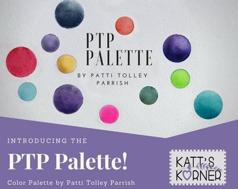 PTP Palette from Patti Tolley Parrish
