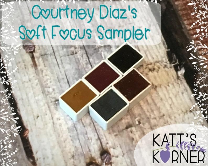 Courtney Diaz of Little Raven Ink's  Soft Focus Sampler image 0