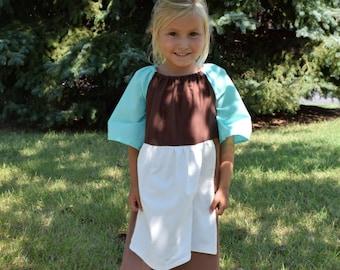 f6e6e357e Pesant Cinderella Inspired Peasant Dress. YourEveryDayPrincess