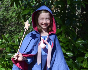 Fairy Godmother (Cinderella) Inspired Peasant Dress & Cape