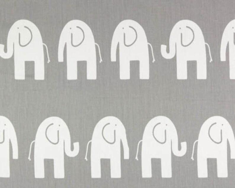 Valance Gray Valance Grey Elephant  Valance .Grey Ele  Curtain Valence.Custom Valence.