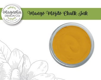Magnolia Design Co-Inks Mango Mojito Chalk Ink-Chalk Art DIY
