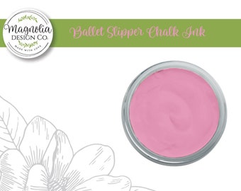 Magnolia Design Co-Inks Ballet Slipper Pink Chalk Ink-Chalk Art DIY