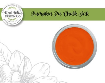 Magnolia Design Co-Inks Pumpkin Pie Chalk Ink-Chalk Art DIY