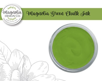 Magnolia Design Co-Inks Magnolia Green Chalk Ink-Chalk Art DIY